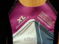 ASSOS T. Mille S7 Cycling Bib Shorts BMC Limited Edition Size XL, NEW