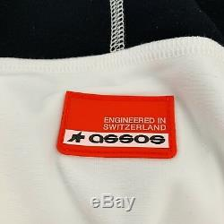 Assos Element One RX900 Thermal Insulated Mens White Jacket Size XLG NEW