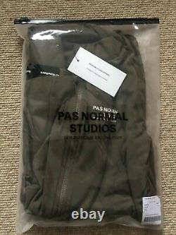 BRAND NEW Pas Normal Studios Long Sleeved Mechanism Cycling Jersey Mens Large