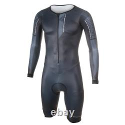 Bio-Racer Speedwear Concept Time Trial Long Sleeve Speed Suit NEW