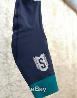 Black Sheep Cycling X Stinner Collab Kit Extremely Rare Green/blue Fade Med