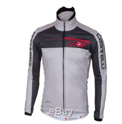 Castelli Velocissimo 2 Windstopper Winter Cycling Jacket Men's Large New