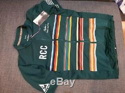 Genuine RAPHA RCC X Paul Smith Pro Team Size Large L Limited Midweight Jersey