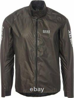 Gore Wear One 1985 Gore-tex Shakedry Cycling Jacket Black L Rrp £249 CR013 AA 09