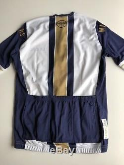 Le Col By Bradley Wiggins Limited Edition Jersey Of 100 Signed Number Size Small