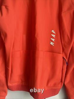 Maap Cycling Force Pro LS Jersey Chilli Large Mens Brand New