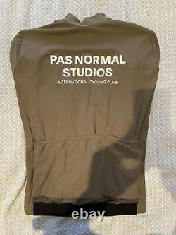 Mens Pas Normal Studios Long Sleeve Jersey Large Earth