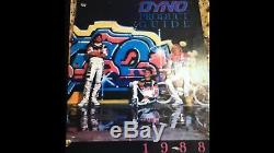 NOS 1988 GT/DYNO FACTORY FREESTYLE BMX Jersey Adult Small Rare