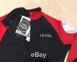 New with tags, Le Col Men's HC Cycling Jacket Size L