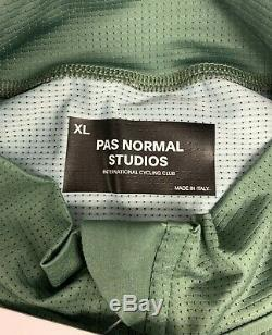 Pas Normal Studio Cycling Jersey Size XL New with tags