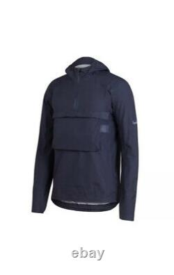 RAPHA MENS EXPLORE HOODED GORE-TEX PULLOVER Small