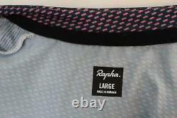 RAPHA Men's Limited Edition France Lightweight Cycling Jersey Purple Pink L BNWT