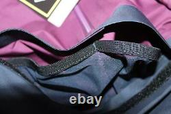 RAPHA Men's Purple Explore Hooded Gore-Tex Pullover Cycling Jacket L BNWT RRP250
