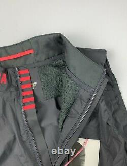 RAPHA Pro Team Insulated Gilet Size Small Gray New