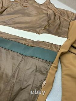 Rapha Brevet Insulated Jacket Brown Size Medium Brand New With Tag
