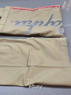 Rapha Cotton Trousers Sand Size Waist 34 Length 34 Brand New With Tag