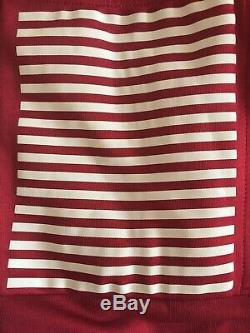 Rapha Davis Phinney Special Edition Jersey Red BNWT Size L