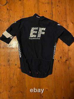 Rapha EF Pro Cycling Education First Pro Team Shadow Jersey Size Large (4)