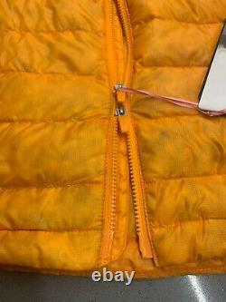 Rapha Explore Down Jacket Orange Size Large Brand New With Tag