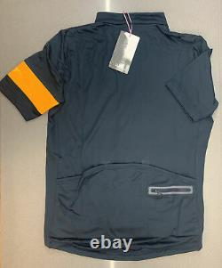 Rapha Men's Classic Jersey II Dark Navy Size Large Brand New With Tag