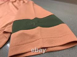 Rapha Men's Classic Jersey II Rose Dark Green Size Large Brand New With Tag