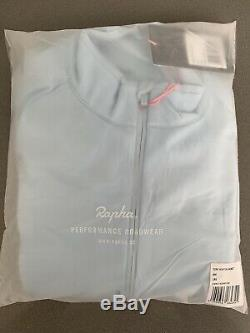Rapha Men's Core Winter Jacket Sky Blue Large Brand New With Tag