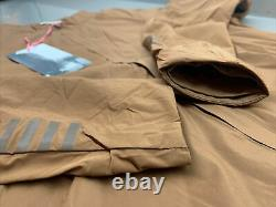 Rapha Men's Pro Team Insulated Jacket Brown Size Large Brand New With Tag