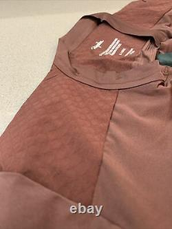 Rapha Pro Team Aero Jersey Brown Size Large Brand New With Tag