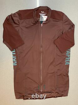 Rapha Pro Team Aero Jersey Brown Size XX Large Brand New With Tag