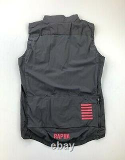 Rapha Pro Team Insulated Gilet Men's Large Gray New