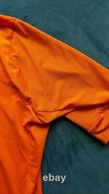 Rapha Pro Team Jersey Orange, Large immaculate condition