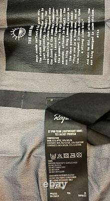 Rapha Pro Team Lightweight Gore-Tex Jacket Changeout Large Brand New With Tag