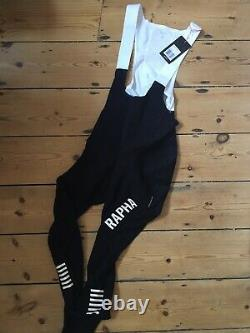 Rapha Pro Team Winter Tights With Pad II Large. Brand New