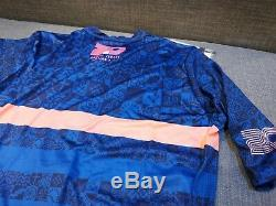 Rapha RCC Annual Pro Team Flyweight Jersey Mens Size L Large Limited Edition