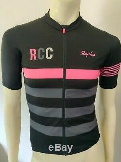 Rapha RCC Cycling Club Pro Team Midweight Jersey size Medium Excellent Condition