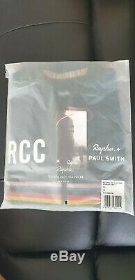 Rapha RCC X Paul Smith PRO TEAM Midweight Jersey Size S