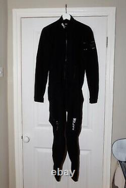 Rapha pro team thermal insulated aero suit skin suit jacket tights size M