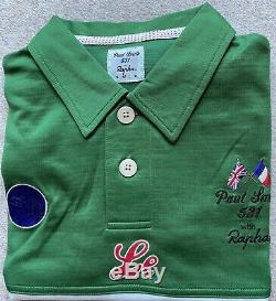Rapha x Paul Smith 2007 Grand Depart Jersey Green Size Medium NEW ULTRA RARE