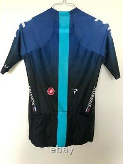Team Sky Pavel Sivakov Cycling Jersey, rider issue, size small, Tour de France