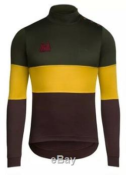 Maillot À Manches Longues Rapha Lombardia Bnwt Taille M