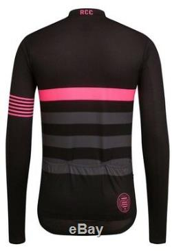 Rapha Rcc Pro Team Maillot Midweight À Manches Longues Bnwt Taille M